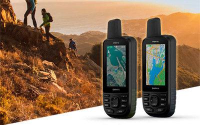 LANZAMIENTO DE LA SERIE GPSMAP 66S/ST