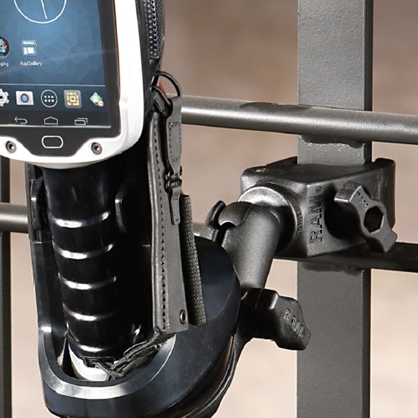 ANCLAJE REGULABLE BARRA 16 - 38 mm