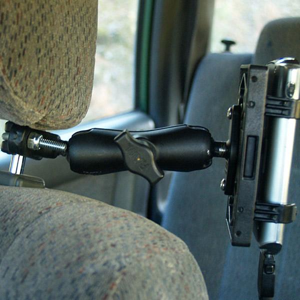 KIT BARRA EN U 13 - 31.7 mm. CON ROMBO